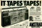 It Tapes TAPES!